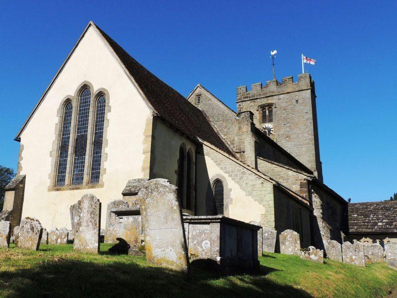 St Mary's church, Pulborough